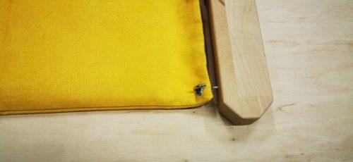 chatmac jaune moutarde